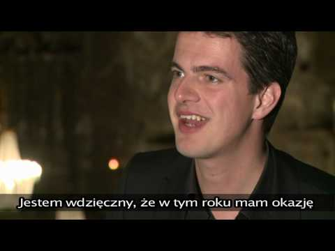 7th Misteria Paschalia Festival - interview with Philippe Jaroussky