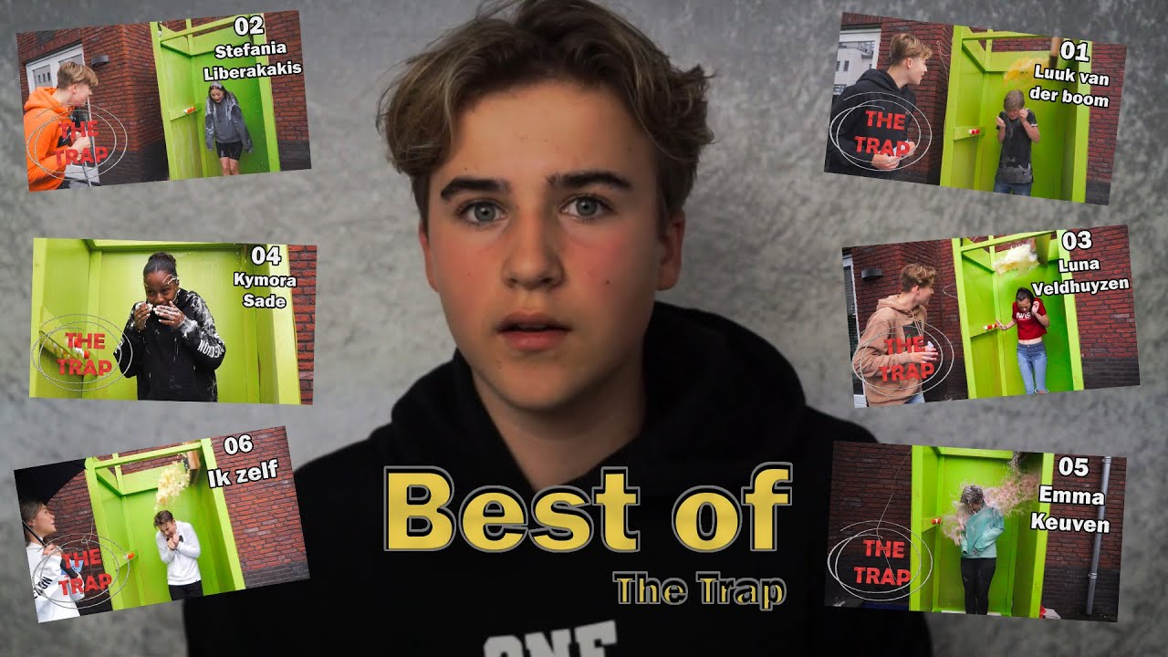 BEST OF THE TRAP 2020🎞️| Niels Schlimback