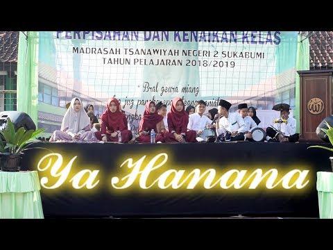 Ya Hanana - Marawis MTsN 2 Sukabumi 2019