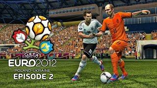 PES 2012 EURO 2012 Episode 2