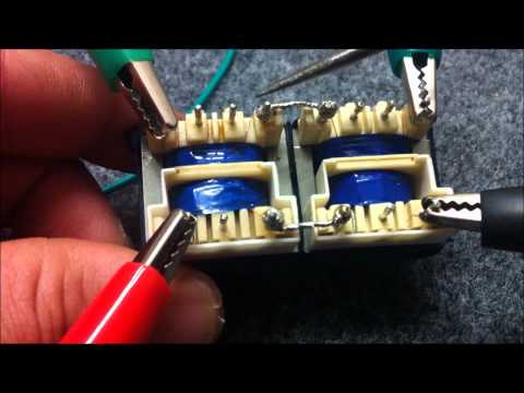 How To #1 - Magnetic Amplifier & Saturable Reactor - Demo & Basic Principle Of Operation