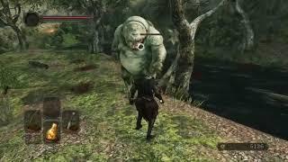 Defeating Cyclops - Dark Souls II Scholar of the First Sin