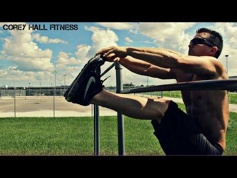 Advanced Calisthenic workout