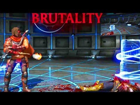 "I GOT THE SECRET ERRON BLACK BRUTALITY! - Mortal Kombat X ""Erron Black"" Gameplay (Mortal Kombat XL)"