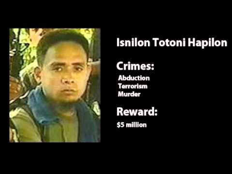 The 25 Most WANTED International FUGITIVES