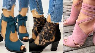 احدث موديلات احذية كعب عالي 2020 | اح…