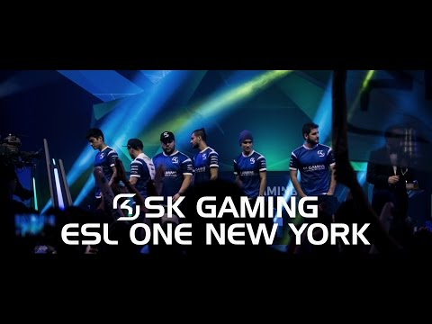 ESL One New York - The champions are coming