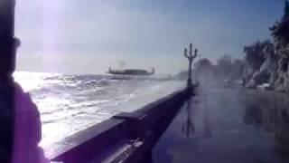 Шторм в Ялте февраль 2012(, 2012-02-08T11:39:09.000Z)