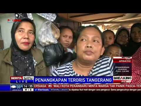 Penggerebekan Terduga Teroris di Tangerang, Tetangga Tak Menyangka
