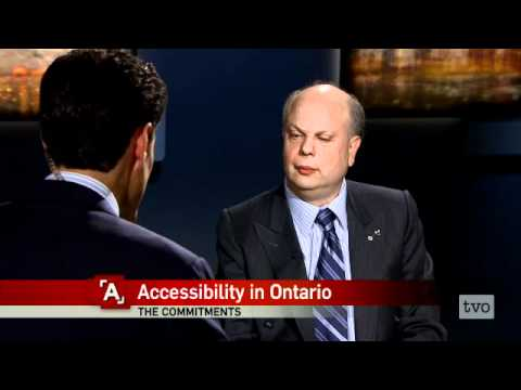 David Lepofsky: Accessibility in Ontario