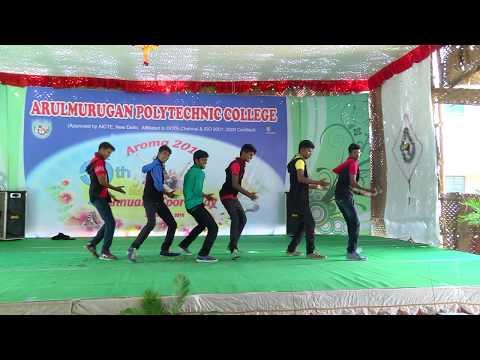 Dancing Thamizha  OTHA RUBA song Awesome Dance by Remo Ni benze