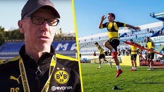 Exklusiver Einblick: Ein Athletiktraining beim BVB | Marbella 2018
