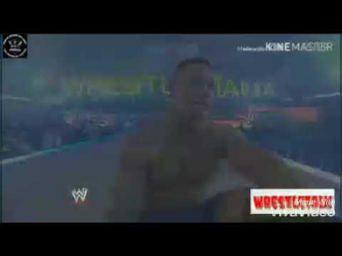 Dil Todke Hasti Ek Din Tu Bhi Royegi In WWE Version