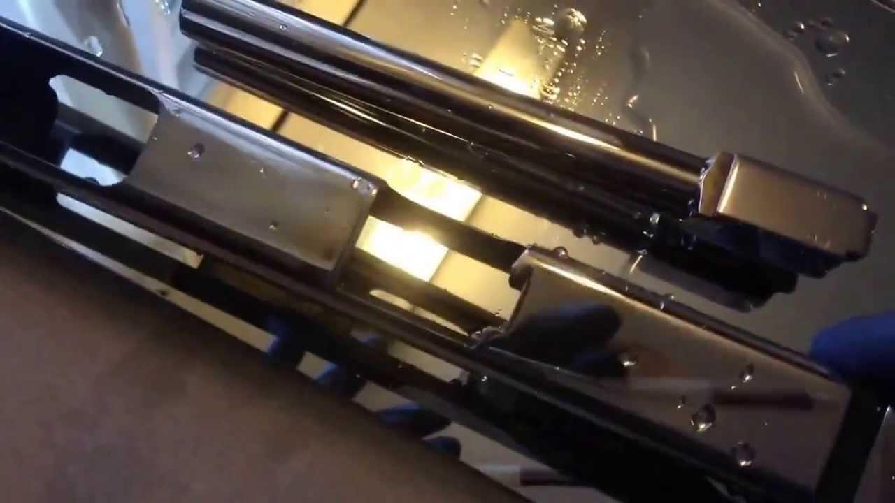 Glock 17L Barrel ZEV Magwell Full Mirror PolishGlock Polishingbarrel Polishingmagwell Polishing