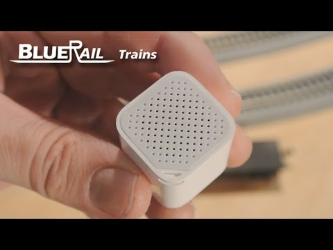 Adding Onboard Sound To A Bluetooth Train For $10