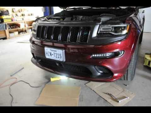 2016 jeep grand cherokee srt oil change youtube. Black Bedroom Furniture Sets. Home Design Ideas