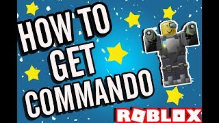 WAYS TO OWN COMMANDO IN TOWER DEFENSE SIMULATOR (ROBLOX)