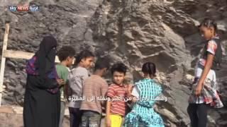 يمنية قتل الحوثيون زوجها ولا معين لها