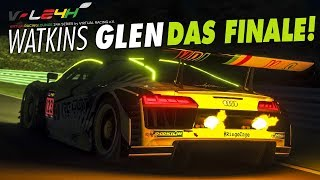 Das FINALE! 12H Watkins Glen LIVE! Assetto Corsa German Gameplay