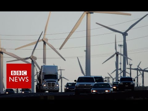 Disruptors: Smart power - BBC News
