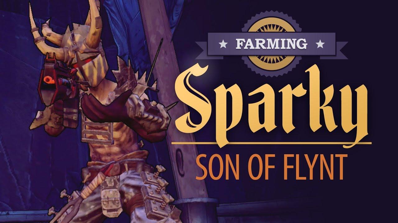 2668b068f2938f Borderlands 2 | Farming 5 Items from Sparky, Son of Captain Flynt ...