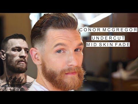 conor mcgregor inspired beard &