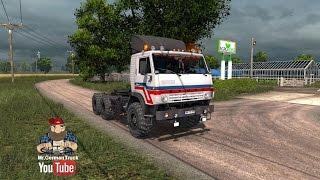 "[""ETS2"", ""Mods"", ""Euro Truck Simulator 2"", ""Scania"", ""ETS 2"", ""Lkw"", ""Truck"", ""MAN"", ""Iveco"", ""Mercedes Actros"", ""Volvo"", ""Renault Magnum"", ""Renault Range T"", ""Simulation"", ""Lets Play"", ""Fun"", ""ETS2 Mods"", ""Kamaz 4410-6450 v 3.5""]"