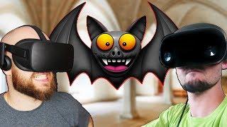 POLOWANIE NA WAMPIRY W VR | REC ROOM /w ekipa / Oculus RIft