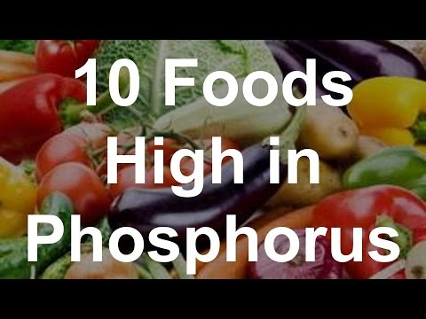 High Phosphorus Foods For Plants