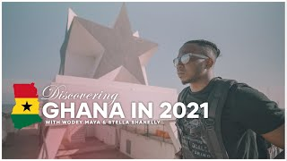 I Never Expected this in Ghana  Accra travel guide with wode maya  Stella shanelly
