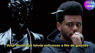 The Weeknd & Gesaffelstein - Lost in the Fire (Tradução) (Legendado)