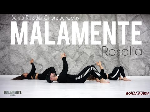 ROSALÍA - Malamente I Borja Rueda Choreography