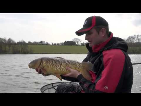 Fishing Guru Steven Ringer on Margin Fishing in Spring