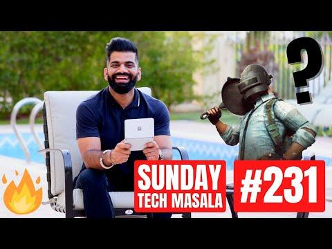 #231 Sunday Tech Masala - BGMI Final Launch Date & Ban?, Twitter Ban?, Nord CE 5G...#BoloGuruji🔥🔥🔥