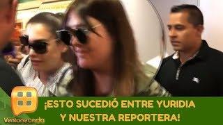 ¡Esto sucedió con Yuridia y nuestra reportera! | Programa del 25 de noviembre de 2019 |Ventaneando