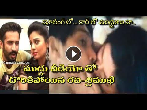 Download Anchor Ravi   Sree Mukhi Lip-Lock   Affair Video Goes Viral   Check Now  