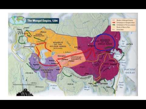 an overview of the mongolian empire The arab empire was ruled by successors of mohammed these new leaders were called caliphs and the political-religious state of the muslim community and the peoples and lands under their control was known as the caliphate.