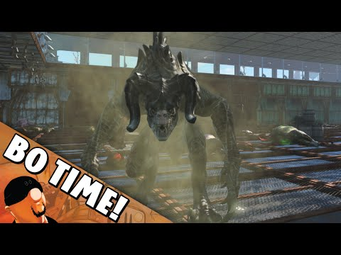 Fallout 4 - Bo's Death Arena