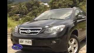 Production Models BYD S6 2015