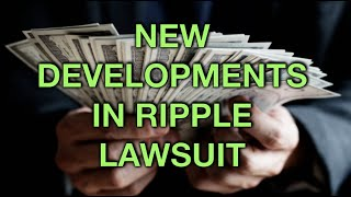 IS A SETTLEMENT IN DAYS POSSIBLE IN THE RIPPLE LAWSUIT???