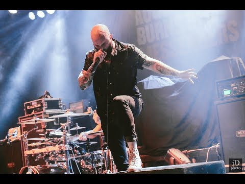 August Burns Red - Composure (concert live...