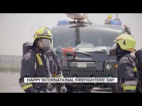 Dubai Airports Fire Service