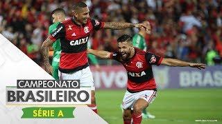 Melhores Momentos - Flamengo 5 x 1 Chapecoense - Campeonato Brasileiro (22/06/2017)