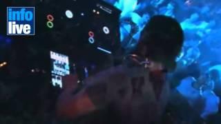 El DJ iraní Sharam Tayebi se reencuentra con su público israelí
