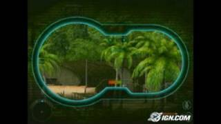 Far Cry PC Games Gameplay - Using binoculars