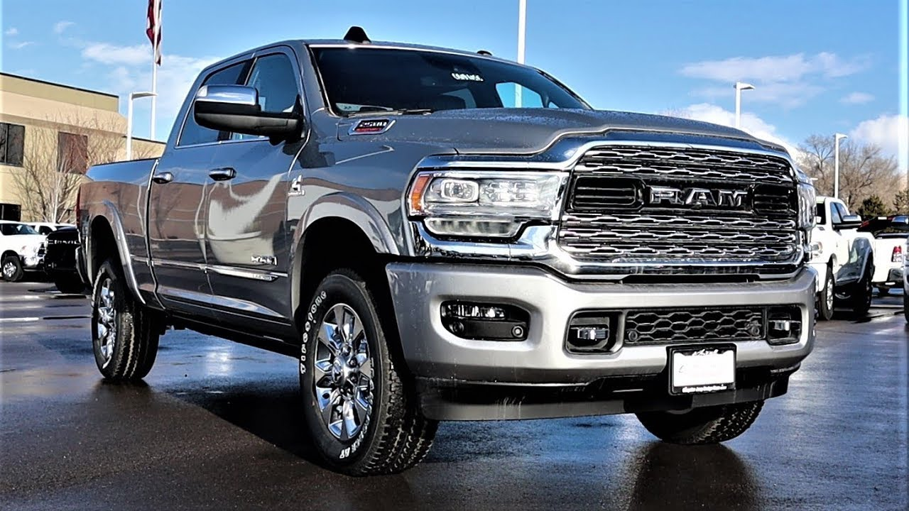 2020 Ram 2500 Diesel Price and Review