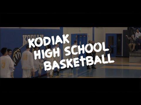 Kodiak High School Basketball