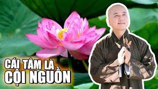 🙏 Cái TÂM là cội nguồn của CON NGƯỜI - Thầy Thích Pháp Hòa