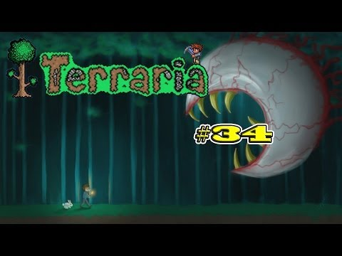 I Believe i can Fly: Minecraft 2D - Terraria #34 PT-BR