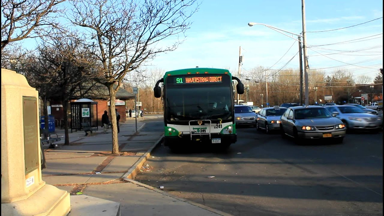 tor bus: route 59 / 91 / 11c (cusa) bus at spring valley rr station